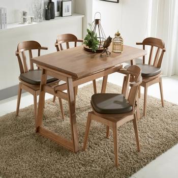 Bộ bàn ghế phòng ăn RelaxArt C3 (Thiên Bình)